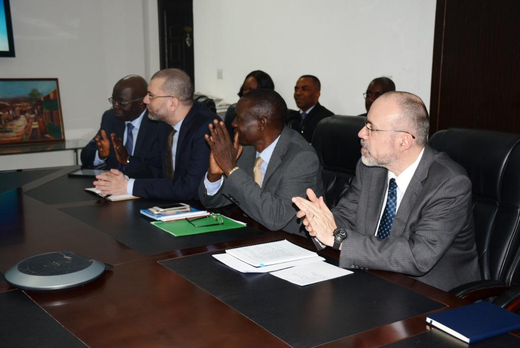 World Bank Officials