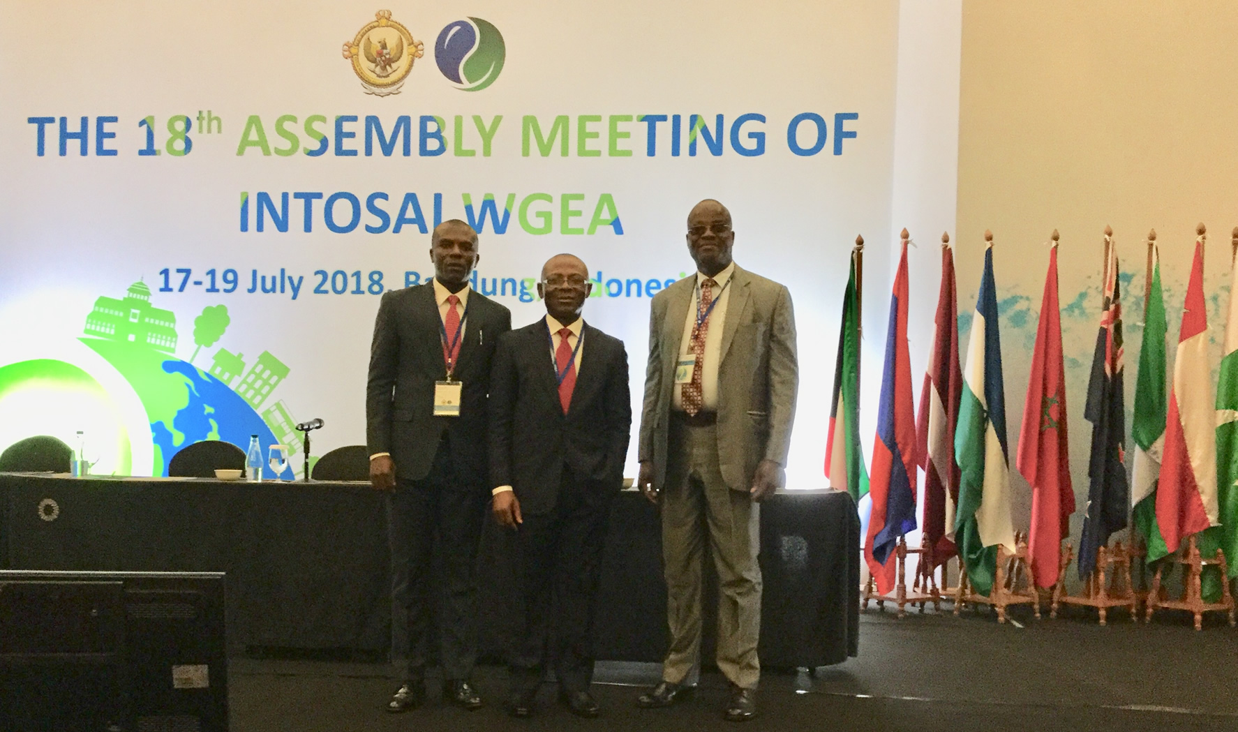 Assembly Meeting of INTOSAI WGEA - Bandung Indonesia
