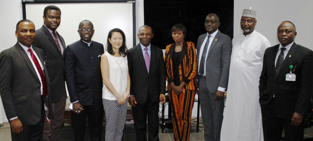 World Bank team visits OAuGF