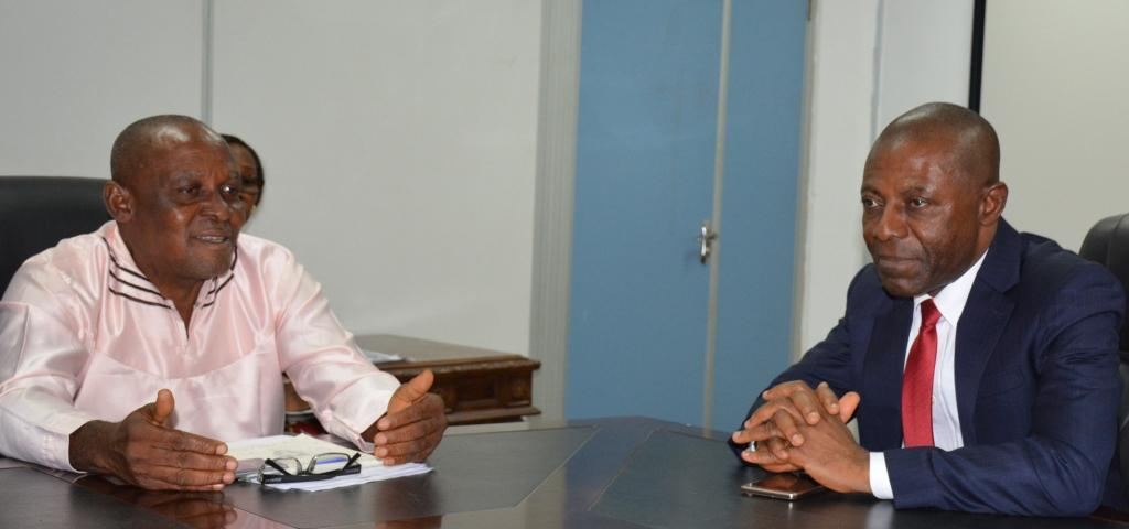 Internal Auditors visits AuGF