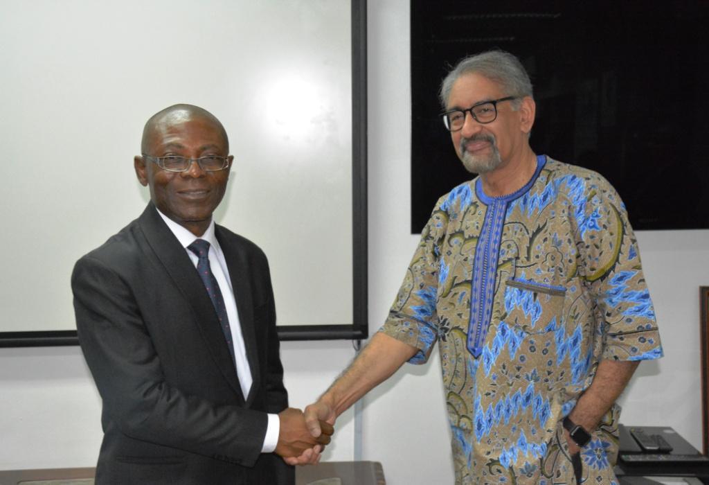 World Bank Regional Procurement Manager visits OAuGF