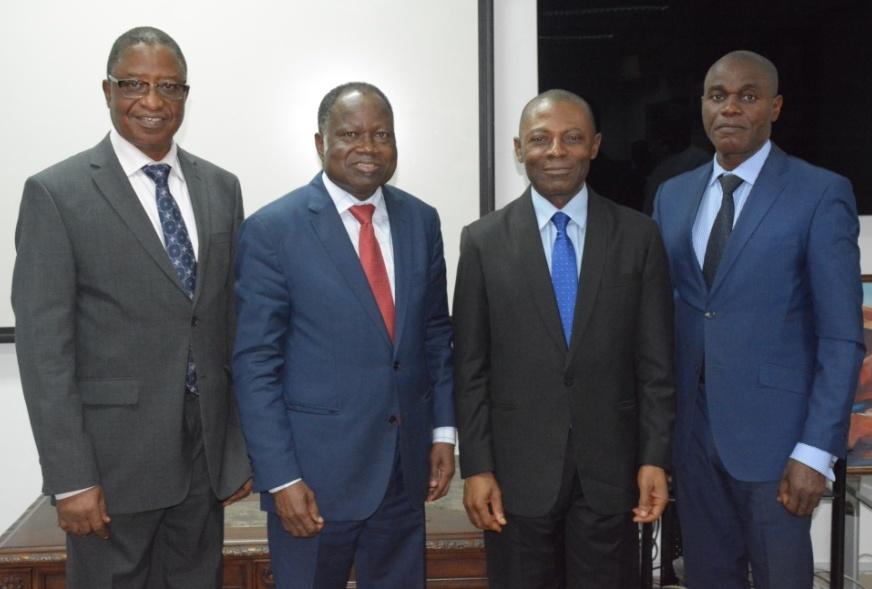 World Bank Procurement Group visits OAuGF