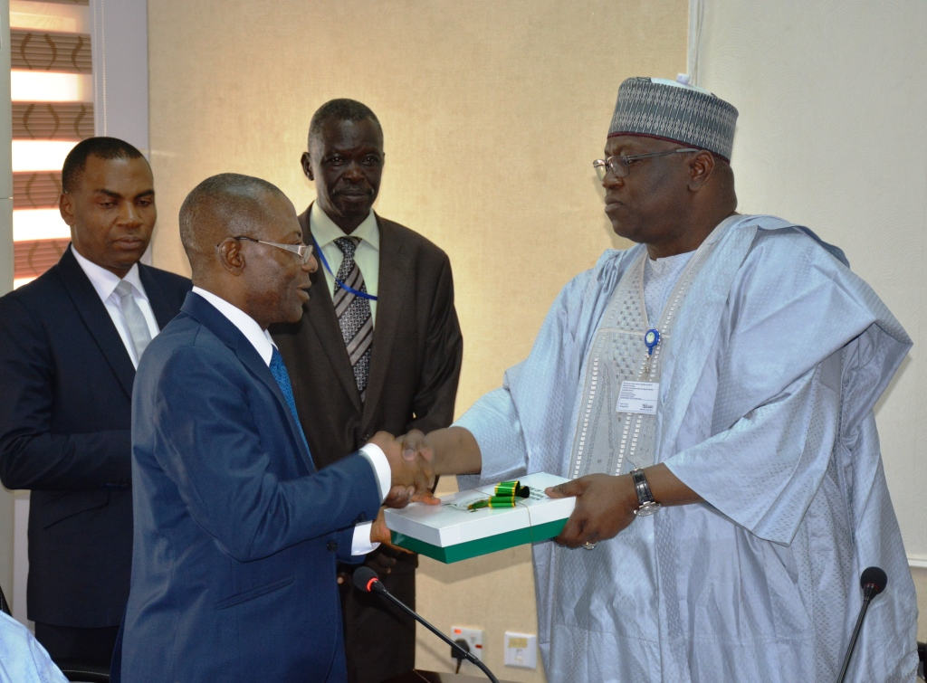 AuGF presents Annual Audit Report to NASS