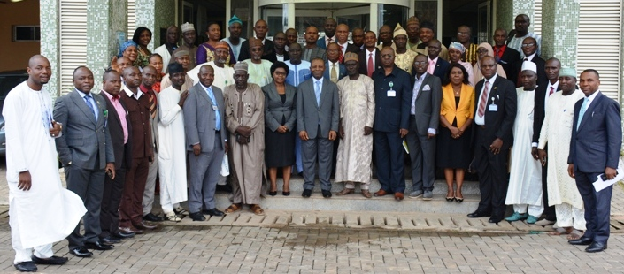 AuGF meets Auditors-In-Charge of State